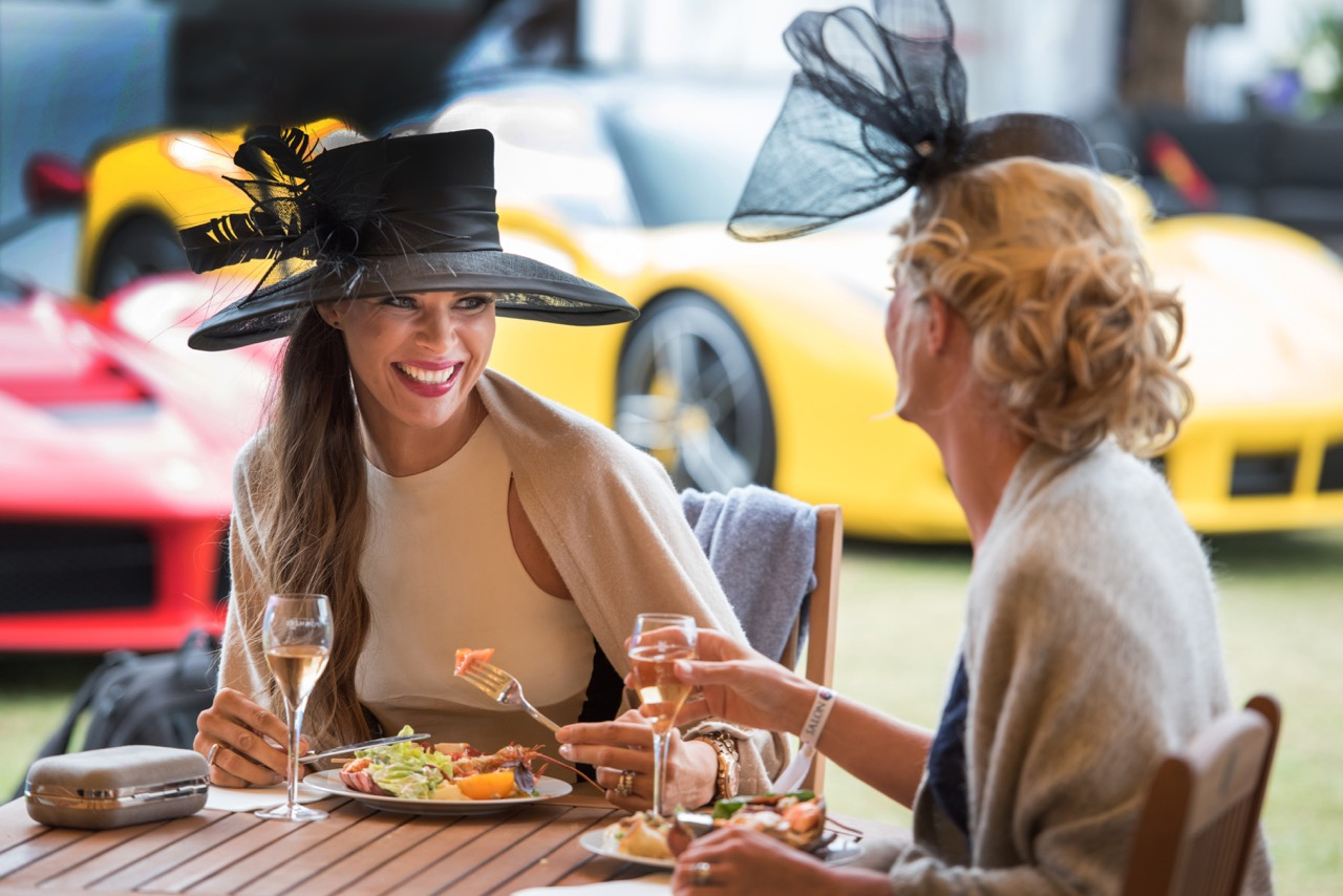 Friday is Boodie Ladies' Day at the castle