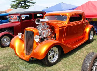 38th Wheels of Time Street Rod & Custom Jamboree
