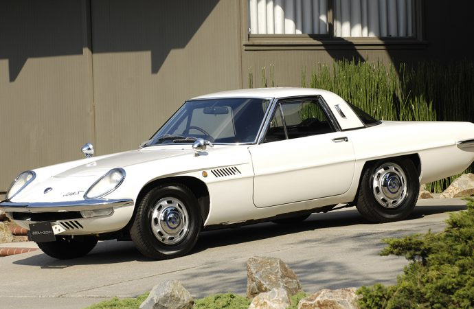 Mazda sending seven cars to Japanese Classic Car Show