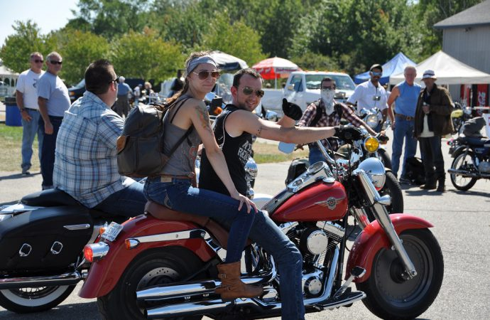 Owls Head Vintage Motorcycle Festival