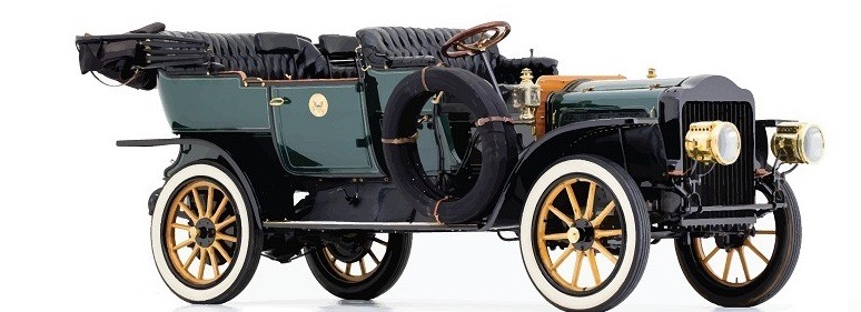 President Taft's 1909 White steam car