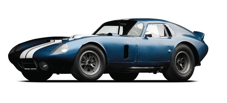 Shelby Daytona Coupe was the first car to achieve status on the Historic Vehicle Register | HVA photos