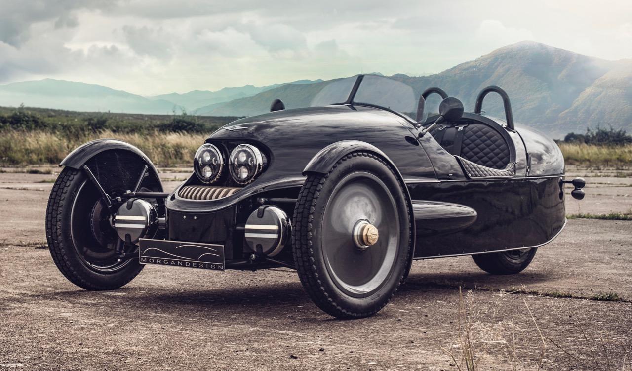 Morgan will unveil electric 1909 Editon EV3 model at Salon Prive | Salon Prive photos