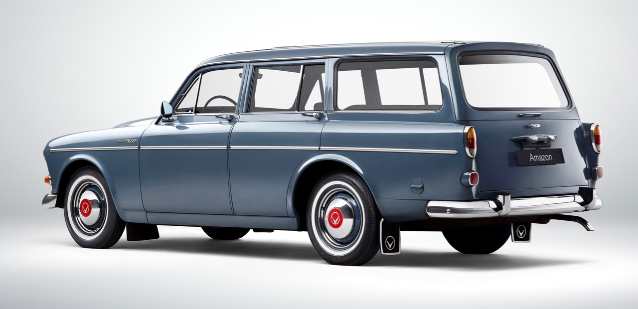 221 was the designation for the standard station wagon