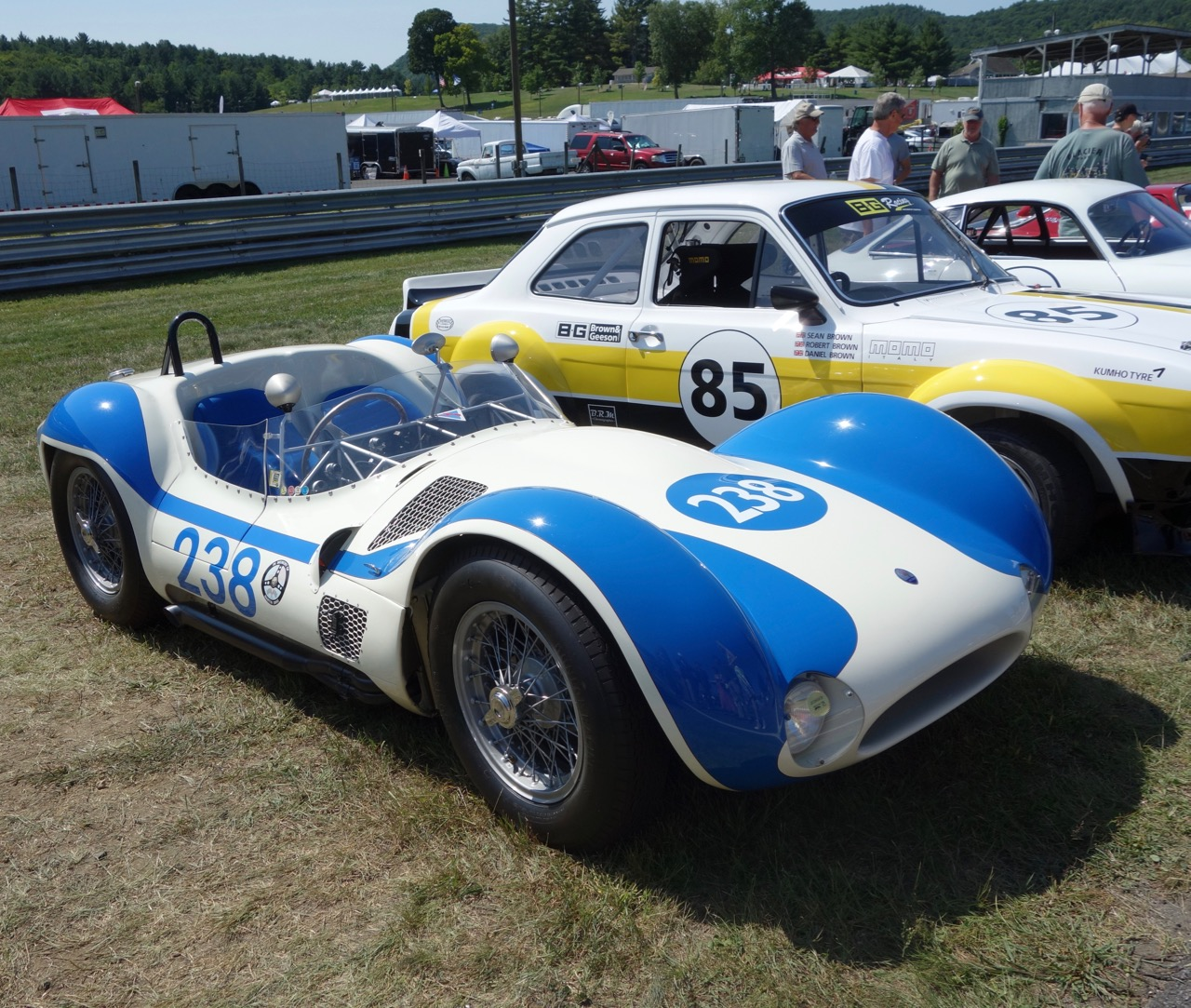 Best of show was this Birdcage Maserati