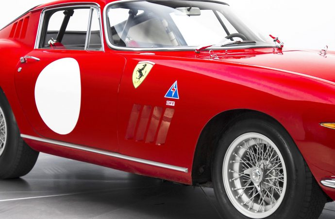 Ferrari 275 GTB/C alloy racer sold by RK Motors for $10.3 million