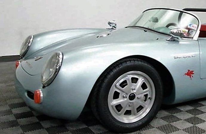 1956 Porsche 550 Spyder Beck replica