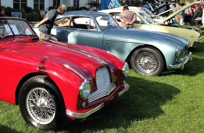 Elkhart Lake Vintage Festival: Report and photo gallery