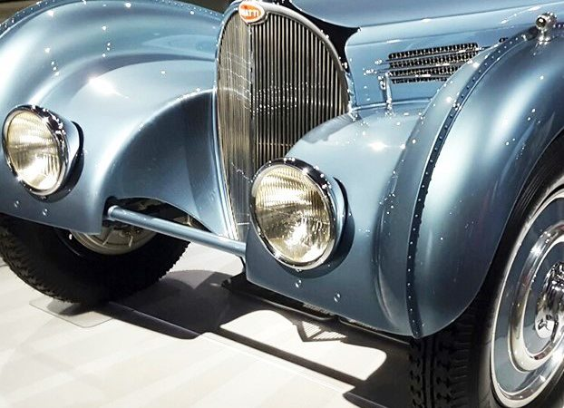 Jean Bugatti's masterpiece, the 1936 Type 57SC Atlantic, to star at Arizona Concours d'Elegance in January