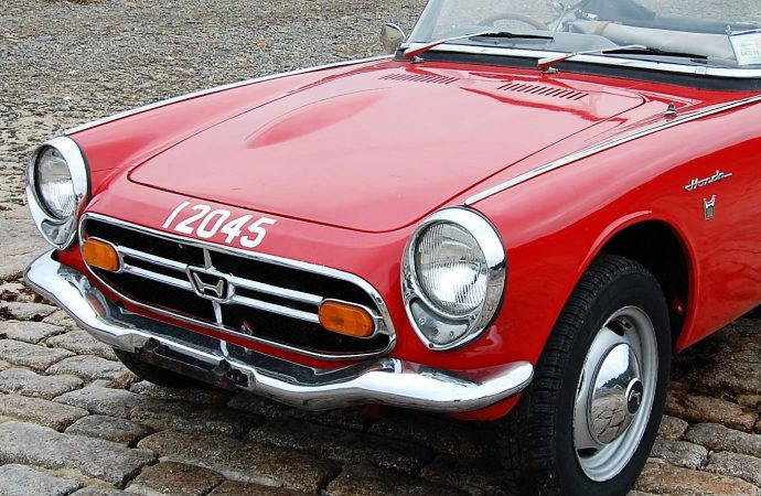 Honda celebrates 50th year of roadster that started it all