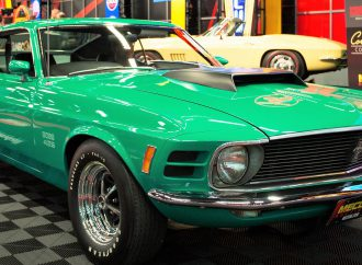 Mecum hits $13.4 million in sales at first Louisville auction