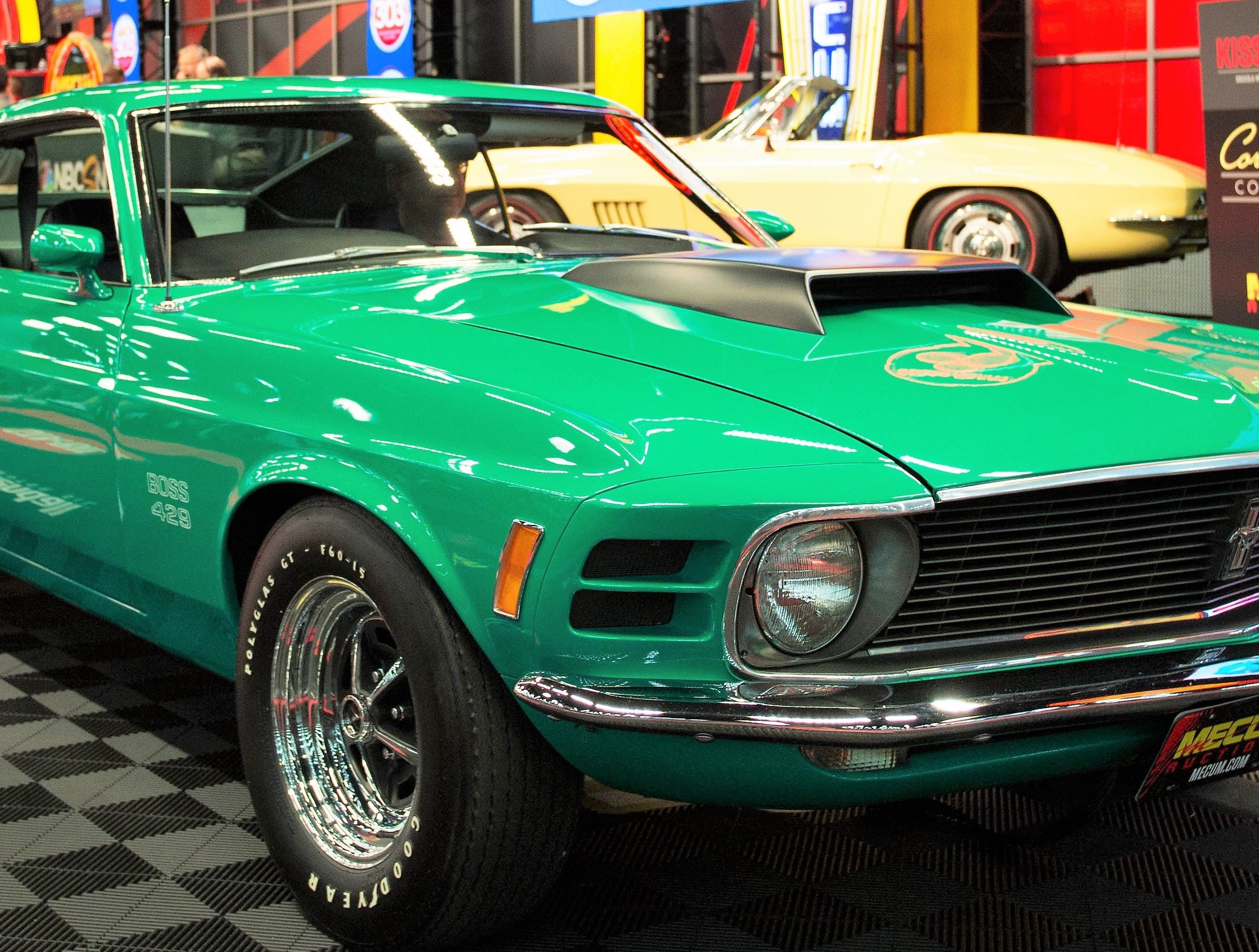 Mecum hits $13.4 million in sales at first Louisville auction ...