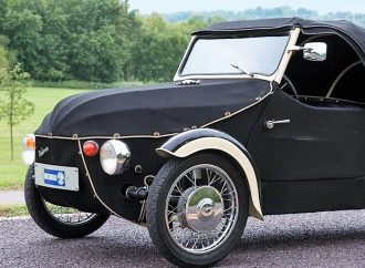 1969 Velorex 16/350 cyclecar