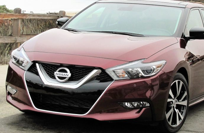 Driven: 2015 Nissan Maxima Platinum