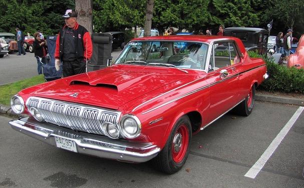 My Classic Car: Roger's 1963 Dodge Polara 500 Max Wedge