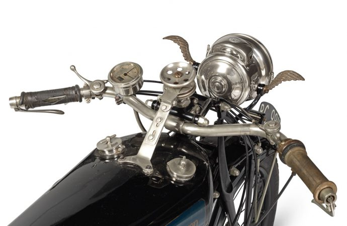 Bonhams posts 94 percent sell-through on vintage motorcycles