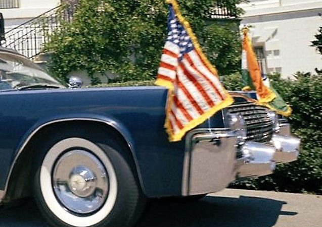 A brief history of classic American presidential limousines
