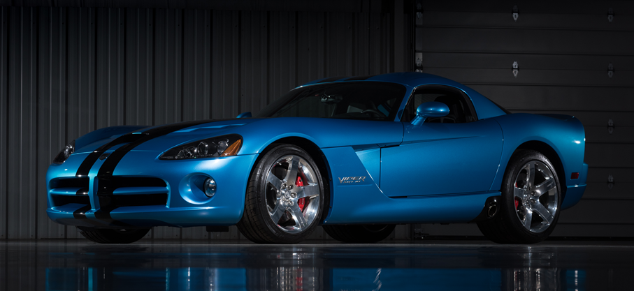 Countdown To Barrett Jackson Las Vegas 2016: 2008 Dodge Viper SRT/10