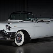 Countdown to Barrett-Jackson Las Vegas 2016: 1957 Cadillac Eldorado Biarritz Convertible