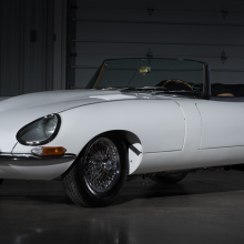 Countdown to Barrett-Jackson Las Vegas 2016: 1962 Jaguar XK-E Roadster