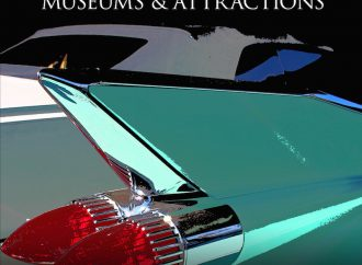 A 'road atlas' for the collector car enthusiast