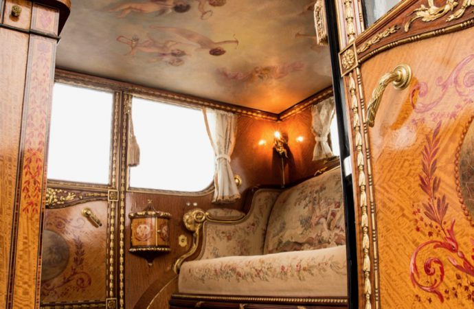'Throne room' Rolls headed to Bonhams Bond Street auction