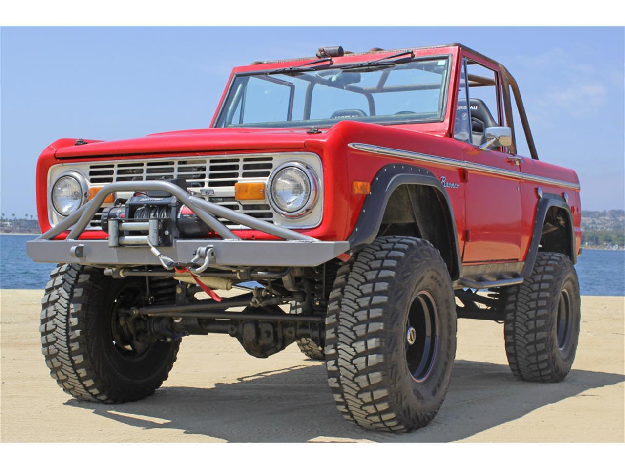 2016 Ford Bronco >> 1972 Ford Bronco Classiccars Com Journal
