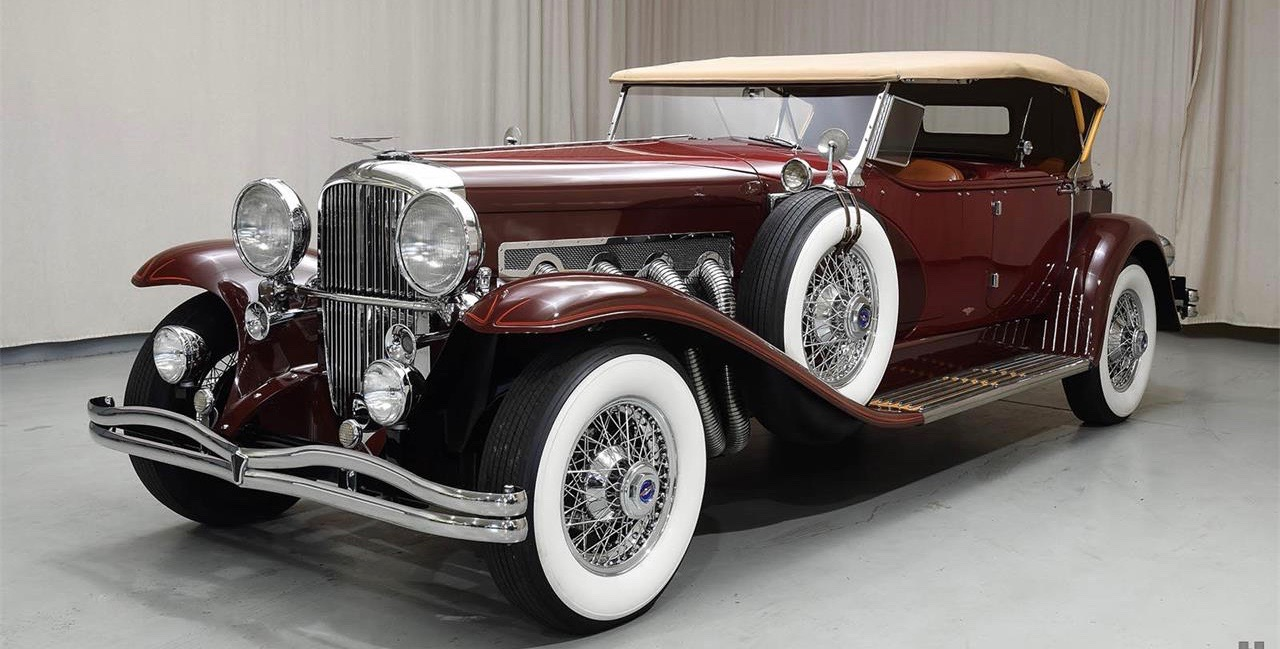 The Duesenberg II was built not by the brothers but by Wisconsin restoration specialist