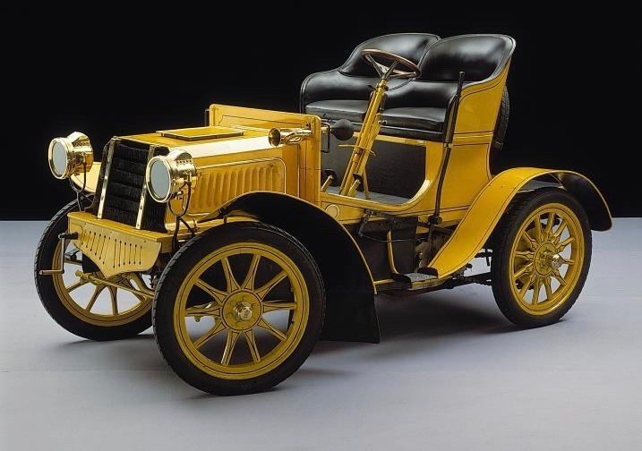 1901 Benz Spider | MB Museum photo