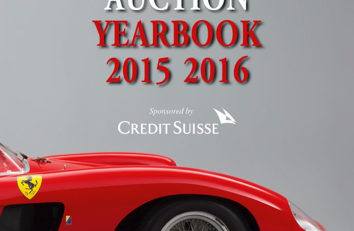 'Yearbook' reports $1.2 billion in auction sales, down only 1.5%