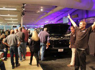 Boss 429 Mustang sets record for a car at Carlisle auction