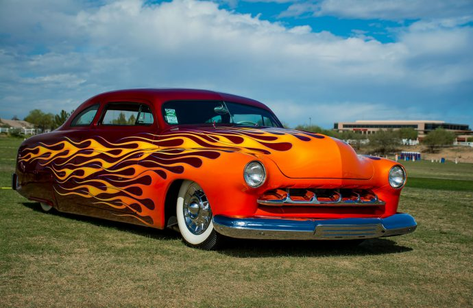 Goodguys head to Scottsdale for final 2016 event