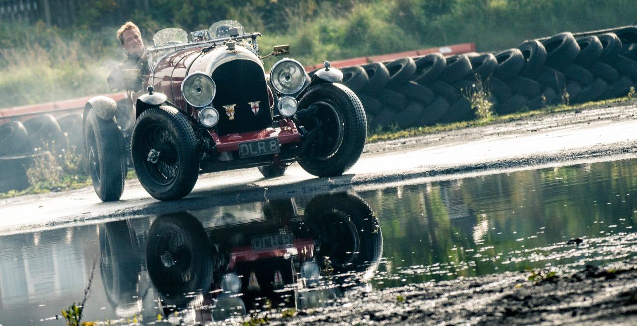 Imagine putting a million-dollar vintage vehicle at risk!