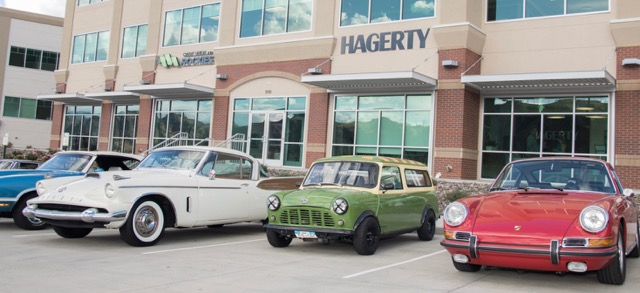 Hagerty's Colorado office and parking lot | Hagerty photo
