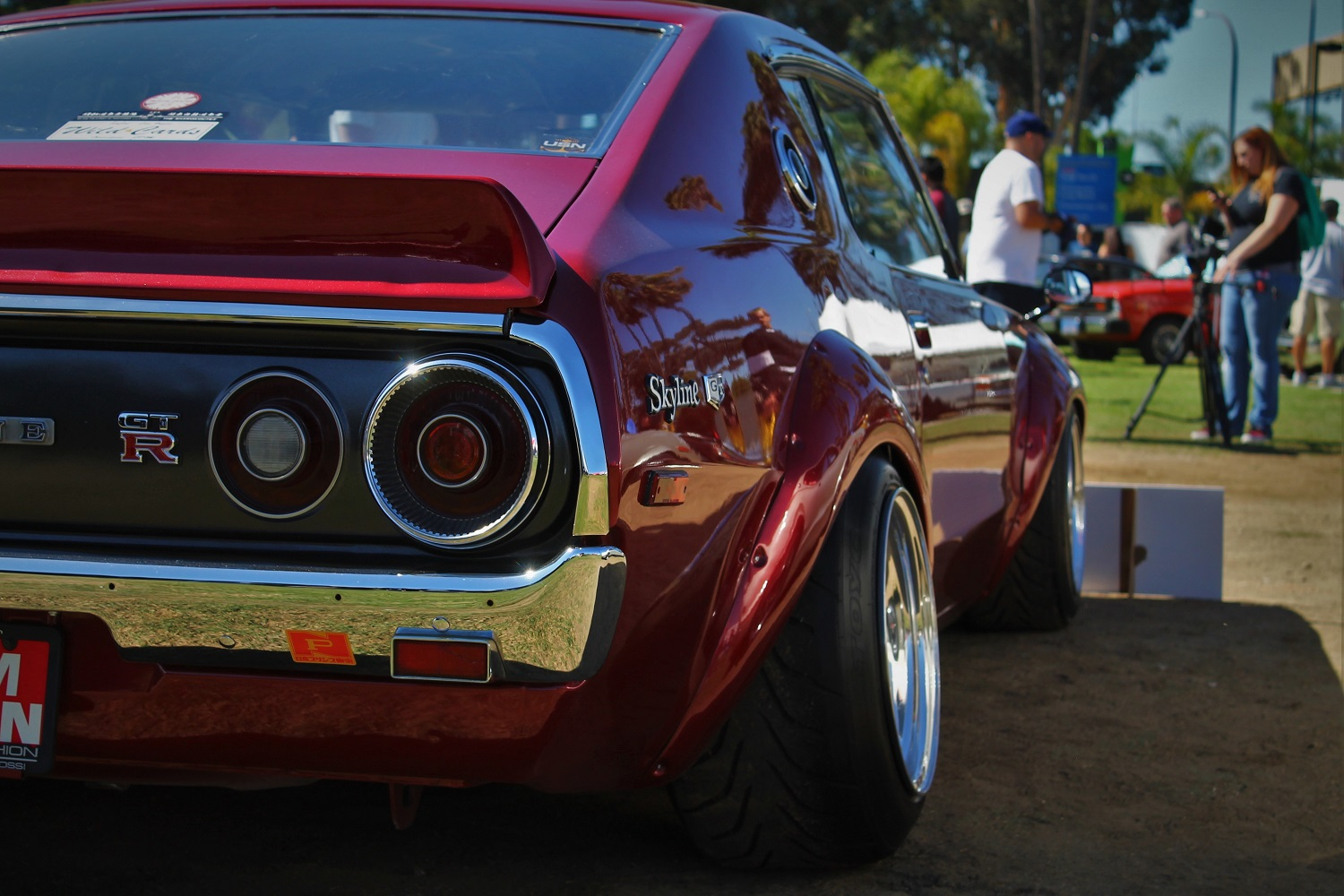 Photo Gallery Th Annual Japanese Classic Car Show ClassicCars - Japanese classic car show