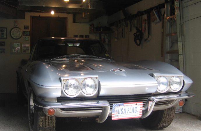 My Classic Car: Joe's 1963 Chevrolet Corveette