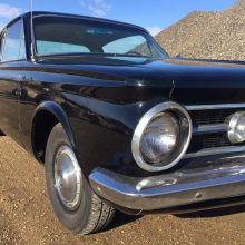 My Classic Car: George's 1964 Plymouth Barracuda