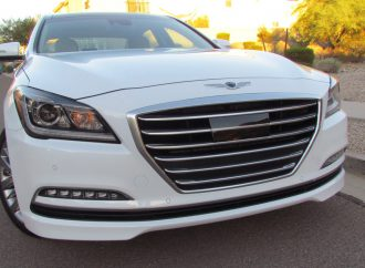 Driven: 2017 Genesis G80