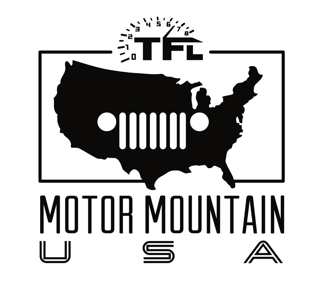 Motor Mountain USA logo