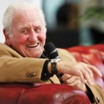 Norman Dewis is known for his storytelling charm | Classic & Sports Car Show photos