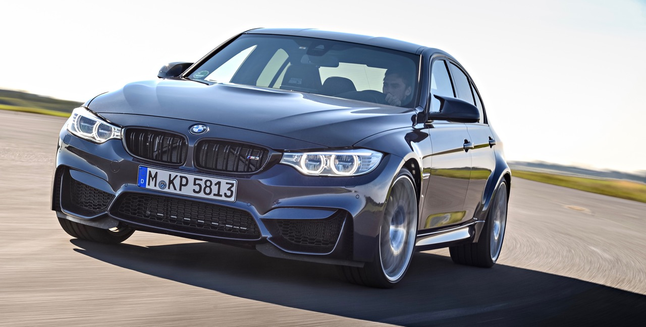 The new and fifth-generation M3