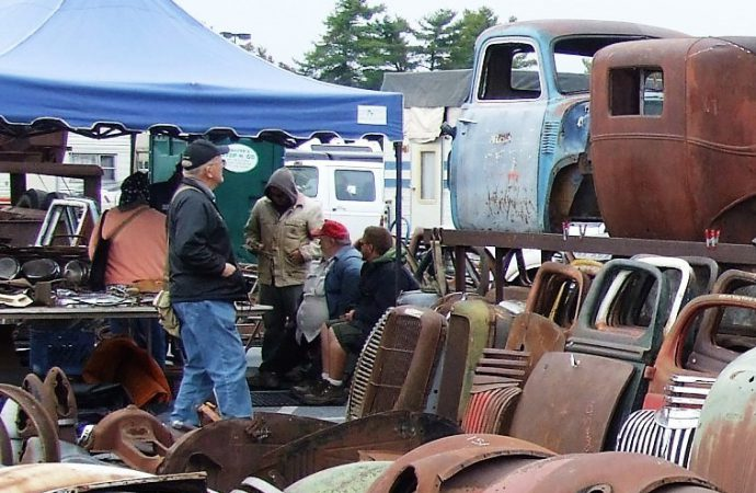 Sprawling Hershey collector swap meet, car show this week