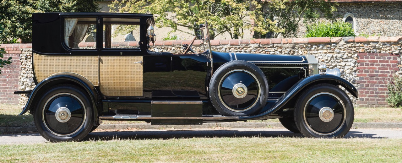 1926 'Phantom of Love' Rolls-Royce was a gift to Woolworth heiress | Bonhams photos