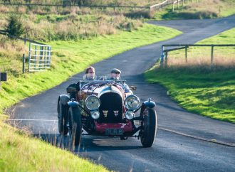 Benjafield club carries on in the spirit of the Bentley Boys