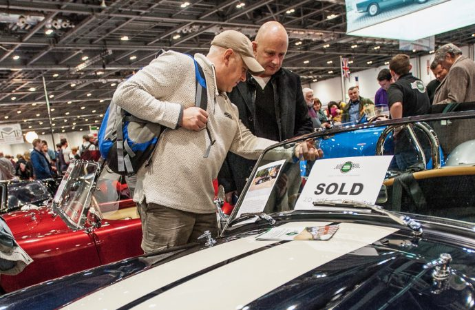 London Classic Car Show adds historic motorsports exhibition