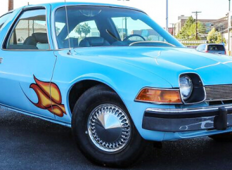 'Wayne's World' Pacer to party down at Barrett-Jackson sale