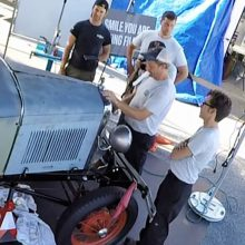 Hagerty crew brings Model A back to life at Hershey Swap Meet