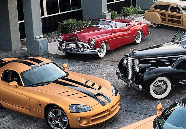 Barrett-Jackson offers special collection, new setting in Vegas