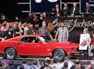 Barrett-Jackson raises the stakes at Las Vegas auction