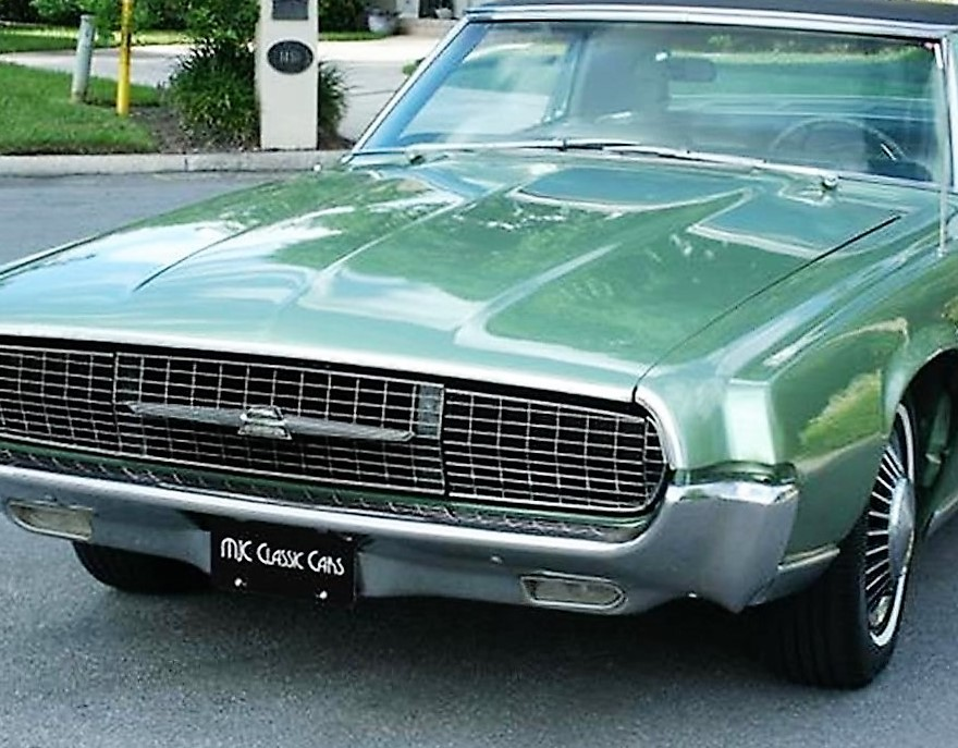 1967 Ford Thunderbird Classiccars Journal
